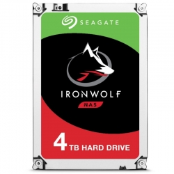 Seagate ST4000VN008 IronWolf 3.5in 4TB 5900rpm SATA3 NAS HDD