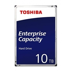 Toshiba LFF Enterprise Capacity 3.5in 10TB 7200rpm SATA3 HDD