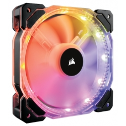Corsair HD120 RGB LED High Performance 120mm PWM Fan CO-9050065-WW(HD120RGB)