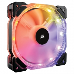 Corsair HD140 RGB LED High Performance 140mm PWM Fan CO-9050068-WW(HD140RGB)