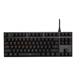 Kingston HyperX Alloy FPS Cherry MX Red Mechanical TKL Gaming Keyboard HX-KB4RD1-US/R1