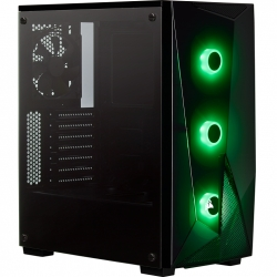 Corsair Carbide Series SPEC-DELTA RGB Tempered Glass Black ATX Case CC-9011166-WW(SPEC-DELTA)