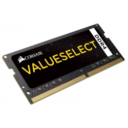 Corsair Value Select 4GB (1x4GB) 2133MHz DDR4 SODIMM [CMSO4GX4M1A2133C15]