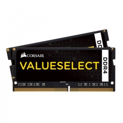 Corsair Value Select 8GB (2x4GB) 2133MHz DDR4 SODIMM [CMSO8GX4M2A2133C15]