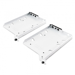 Fractal Design Define R6 HDD Drive Tray Kit - Type A White FD-ACC-HDD-A-WT-2P
