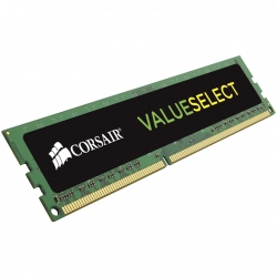 Corsair Value Select 4GB (1x4GB) 1600MHz DDR3 RAM [CMV4GX3M1A1600C11]
