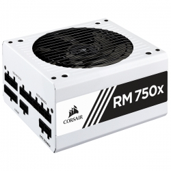 Corsair RM750x White 750W GOLD Fully-Modular Power Supply CP-9020187-AU(RM750X-WH)