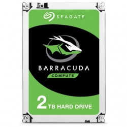 Seagate BarraCuda 2TB 3.5in 7200rpm SATA HDD [ST2000DM008]
