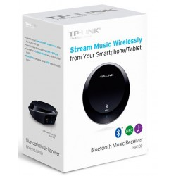 TP-Link HA100 Bluetooth NFC Music Audio Receiver Transmitter