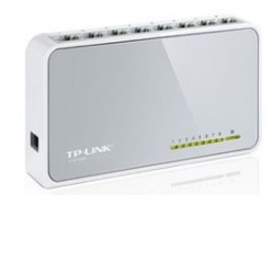 TP-Link SF1008D 8-Port Desktop Switch 10/100Mbps