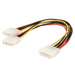 Molex Splitter Power Cable PC--Molex-Splitter