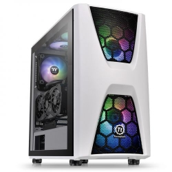 Thermaltake Commander C34 TG Snow ARGB Edition