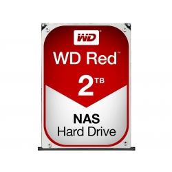 Western Digital WD Red WD20EFAX 3.5in 2TB 5400rpm SATA NAS HDD