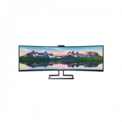 Philips P-Line 499P9H1 49in 32:9 Superwide 5120x1440 Curved Monitor