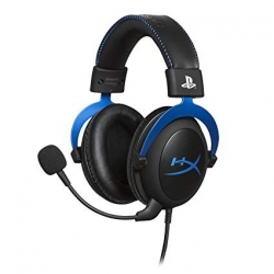 Kingston HyperX Cloud Gaming Headset for PS4 - Blue