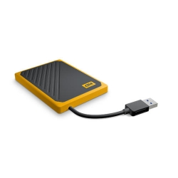 WD My Passport Go USB3.0 Portable SSD 500GB  - Yellow