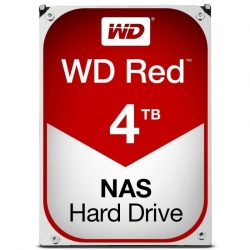Western Digital WD40EFRX WD Red 3.5in 4TB SATA3 NAS HDD