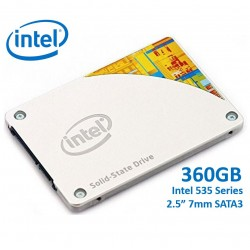 intel-535-series-2-5-360gb-ssd-sata3-6gbps-540-490mb-s-7mm-45k-33k-iops-1-2-million-hrs-mtbf-solid-state-drive-5yrs-wty-ex-demo-