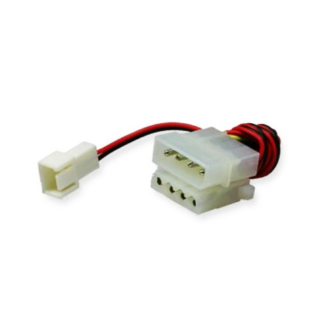 Molex to 3-pin Fan Connector PC--Molex-3PF