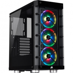 Corsair iCUE 465X RGB Black Smart ATX Case