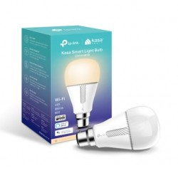 TP-Link KL110B Kasa Smart Light Bulb, Bayonet Fitting, Dimmable, No Hub Required,Voice Control
