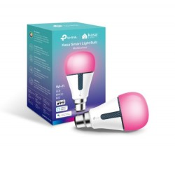 TP-Link KL130B Kasa Smart Light Bulb, Bayonet Fitting, Multicolour, No Hub Required,Voice Control
