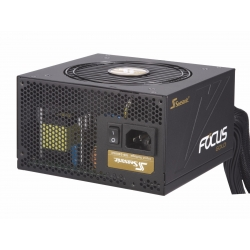 Seasonic FOCUS GOLD 750W GOLD Semi-Modular Power Supply [SSR-750FM] PC--SSR-750FM