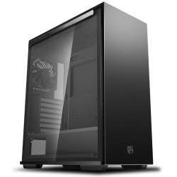 Deepcool MACUBE 310 Tempered Glass Black ATX Case