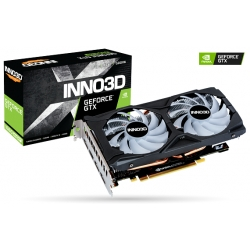 Inno3D GeForce GTX 1660 SUPER TWIN X2 RGB 6GB N166S2-06D6X-1712VA15LB