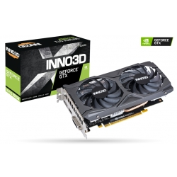 Inno3D GeForce GTX 1650 SUPER TWIN X2 OC 4GB N165S2-04D6X-1720VA31