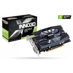 Inno3D GeForce GTX 1650 SUPER COMPACT 4GB N165S1-04D6-1720VA29
