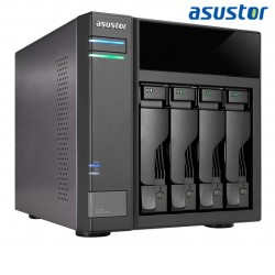 Asustor 4-bay expansion box, supporst USB3.0, power sync mechanism