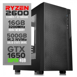 Photech RYZEN GTX 1650 SUPER Gaming System