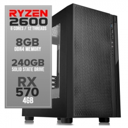 Photech RYZEN RX570 Gaming System