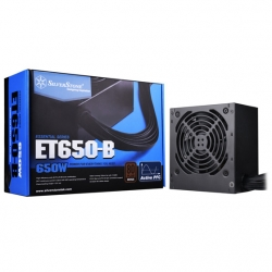 SilverStone ET650-B 650W BRONZE Power Supply