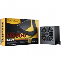 SilverStone ET550-G 550W GOLD Power Supply