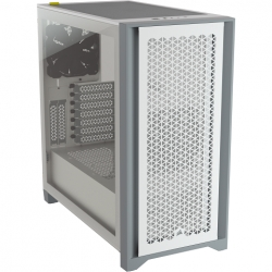 Corsair 4000D AIRFLOW White Tempered Glass ATX Case CC-9011201-WW(4000D-AIR-WH)