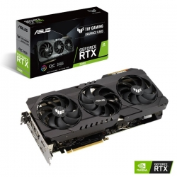 ASUS GeForce RTX 3090 TUF Gaming OC 24GB TUF-RTX3090-O24G-GAMING