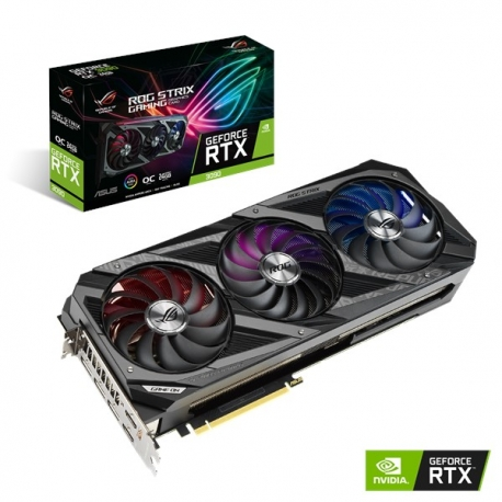 ASUS ROG Strix GeForce RTX 3090 OC Edition 24GB ROG-STRIX-RTX3090-O24G-GAMING