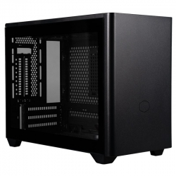Cooler Master MasterBox NR200P Black Tempered Glass Mini-ITX Case PC--MCB-NR200P-KGNN-S00