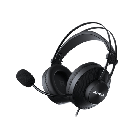 COUGAR IMMERSA ESSENTIAL Stereo Gaming Headset PC--CGR-IMMERSA-E