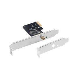 TP-Link Archer T2E AC600 Wireless Dual Band PCI Express Adapter, 433Mbps @ 5Ghz, 200Mbps @ 2.4Ghz