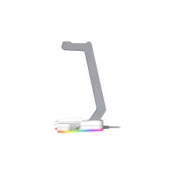 Fantech TOWER AC3001S RGB Headset Stand - White AC3001S-WH
