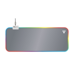 Fantech FIREFLY MPR800s SPACE EDITION RGB Mouse Mat - White MPR800s-WH