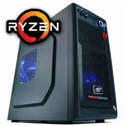 Photech RYZEN VALUE GTX 1060 Gaming System PGS-V-1060R