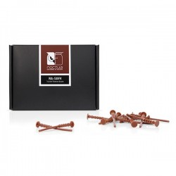 Noctua NA-SAV4 Brown Anti Vibration Mounting Bolts (16 Pack)