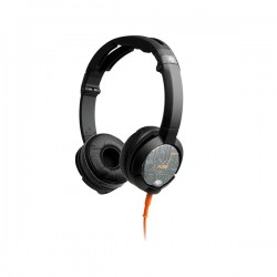 Steelseries Silver- Orange & Black Flux Luxury Edition 3.5mm SS-61283