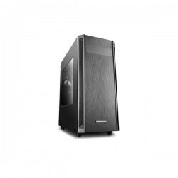 Deepcool Black D-shield V2 Mid Tower Chassis DP-ATX-DSHIELD-V2