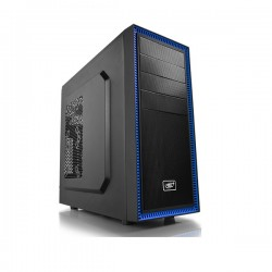Deepcool Tesseract BF Black ATX Case DP-CCATX-TSRBFBK