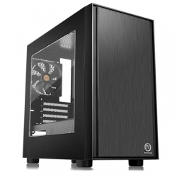 Thermaltake Versa H17 Window Micro Case PC--CA-1J1-00S1WN-00